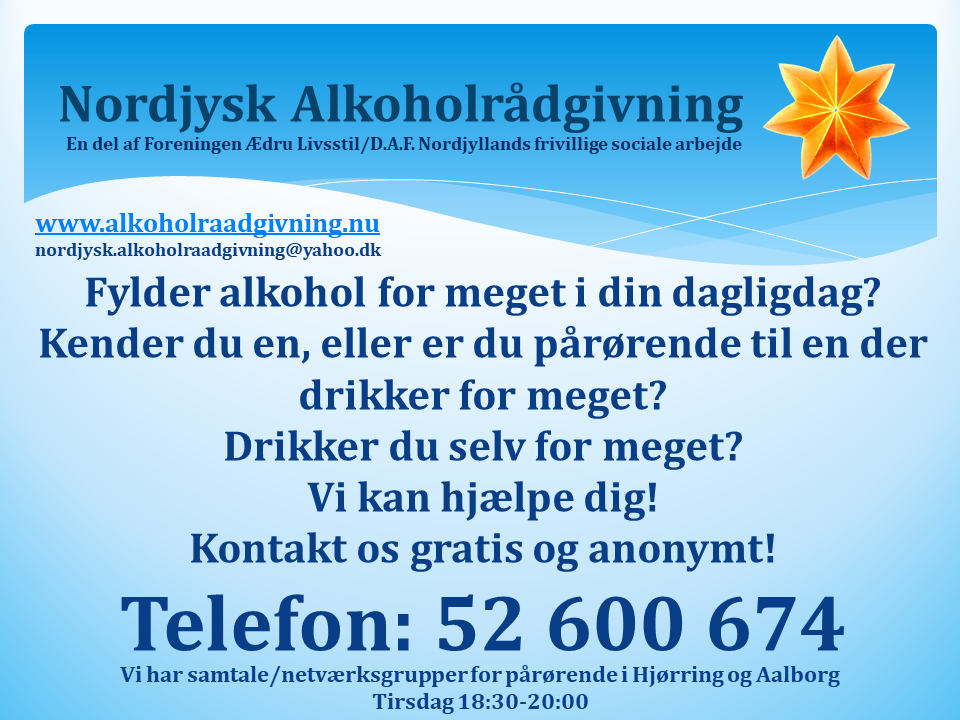 nordjysk alkoholrådgivning