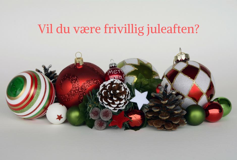 vil du være frivillig julefaten
