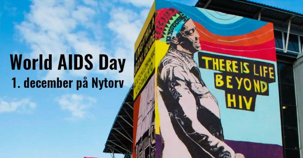 world aids day i Aalborg 2017